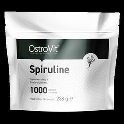 OstroVit Spiruline 1000 tabs