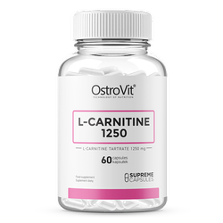 OstroVit Supreme Capsules L-Carnitine 1250 60 caps