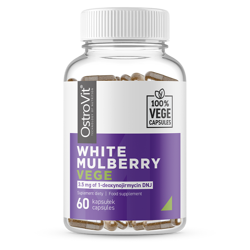 OstroVit White Mulberry VEGE 60 vcaps